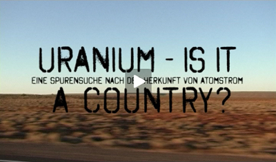 Uranium - is it a country?